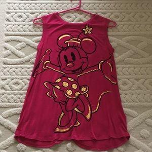 WDW Disney Minnie Mouse shirt
